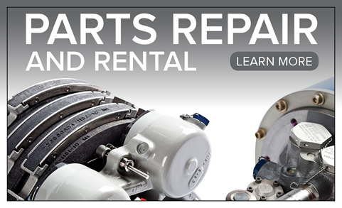 Aircraft Parts Repair and Rental