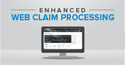 Enhanced Web Claim Processing