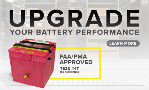 Upgrade to a SUPERIOR BATTERY
