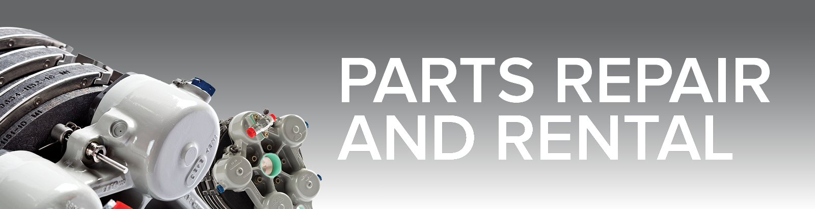 Parts Repair and Rental