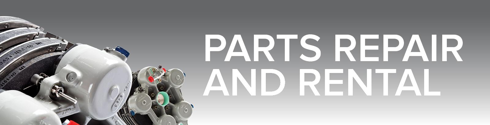 Parts Repair and Rental