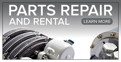 Parts Repair & Rental