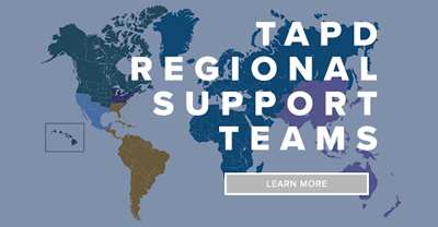 TAPD Regional Support Team