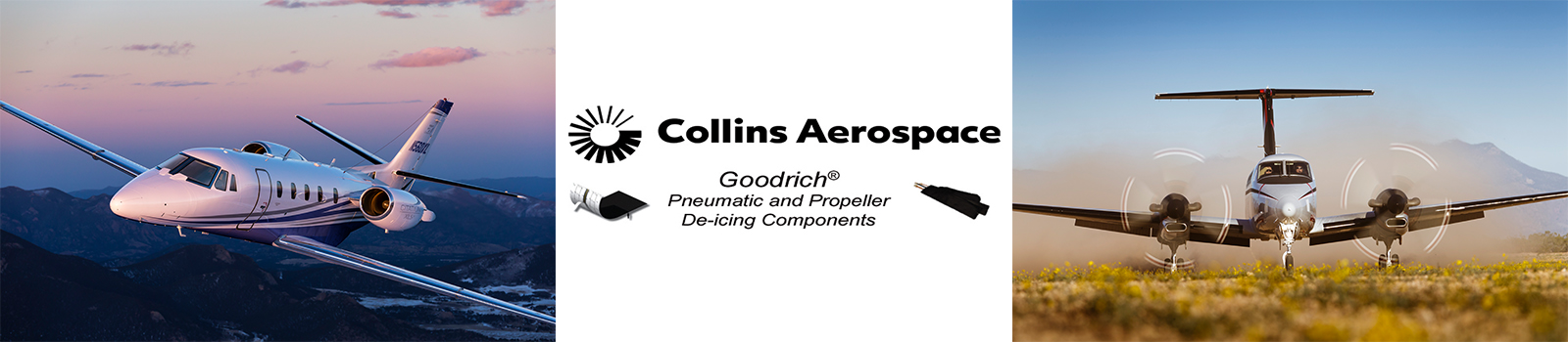 Goodrich De-Icing Components - UTC Aerospace Systems