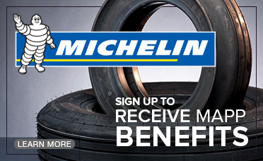 Receive MAPP Benefits on your Michelin Tire Purchase