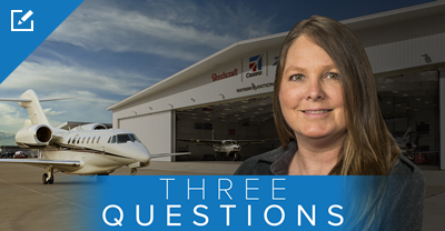 Three Questions with Brandi Nicholson Article