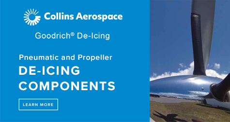 Goodrich De-Icing Components