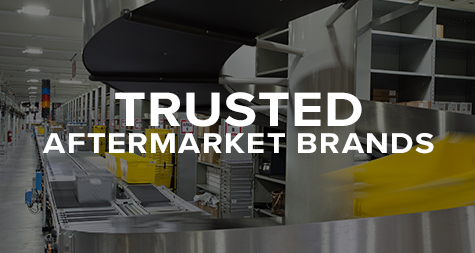 OEM Quality from Trusted Brands